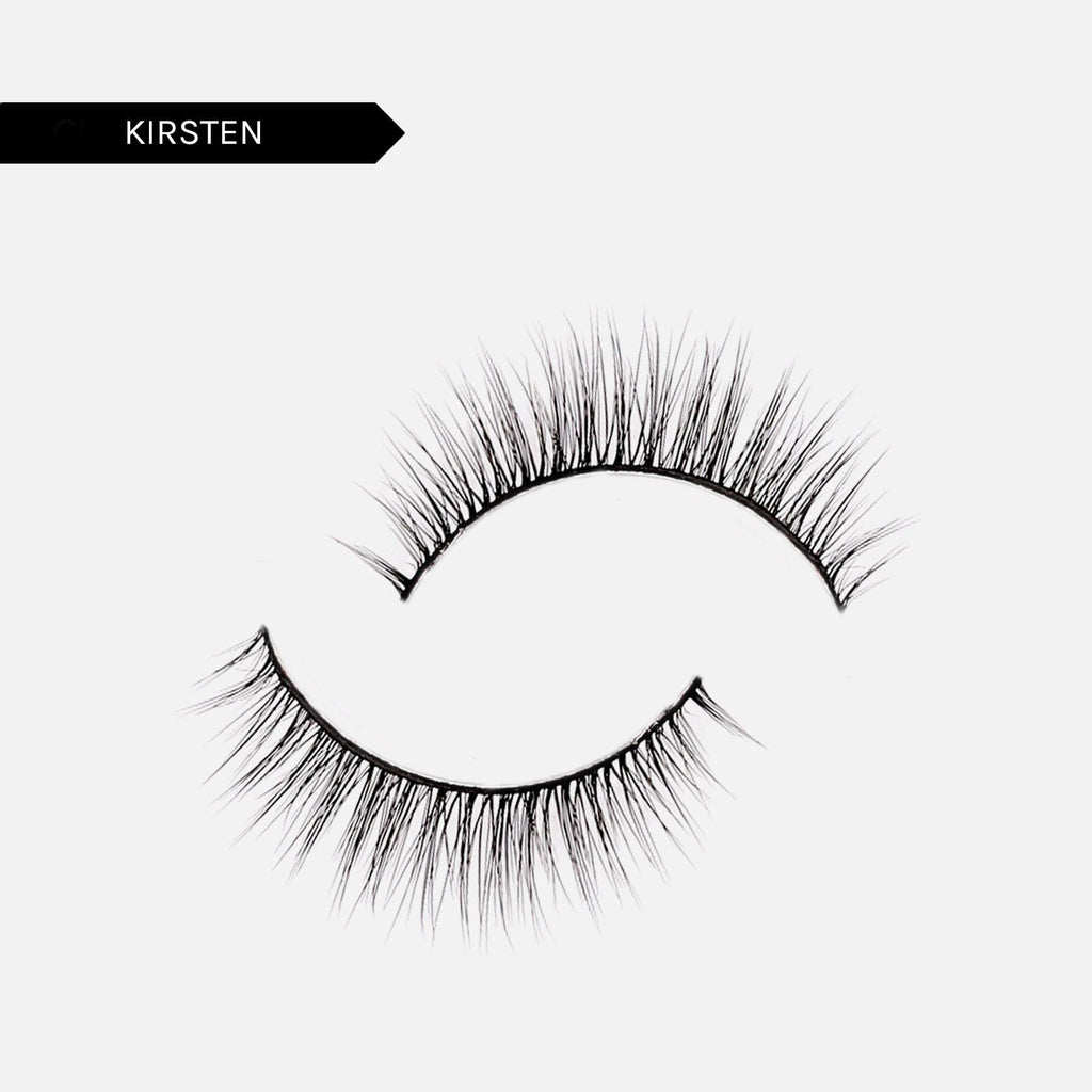 Adhesive Liner + Resusable False Lash Bond Kit -11. Kirsten 5D Faux Mink
