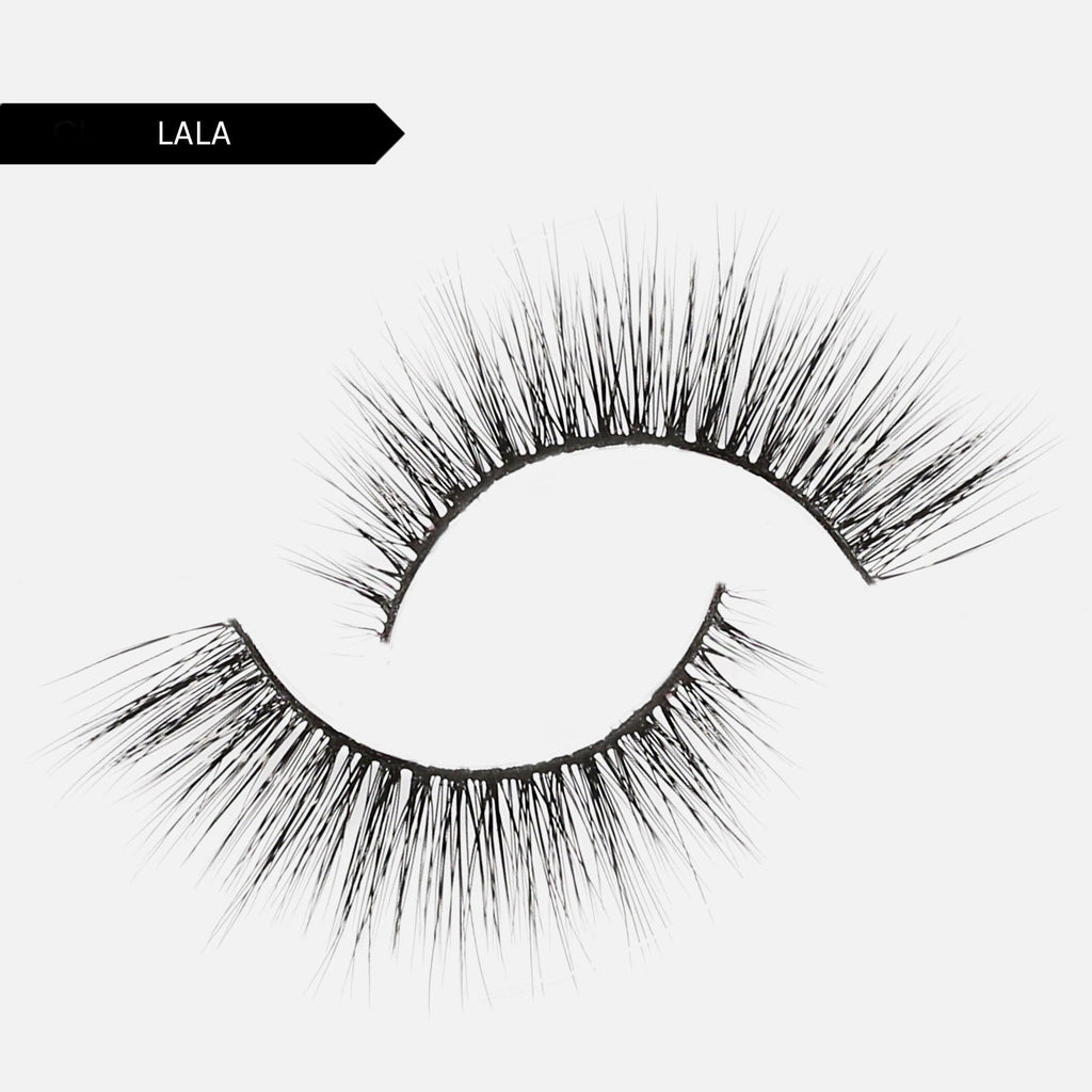 Adhesive Liner + Resusable False Lash Bond Kit - 7. La La 5D Faux Mink