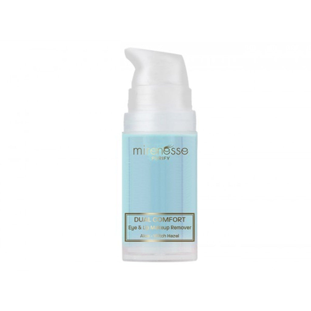 DUAL COMFORT EYE & LIP MAKEUP REMOVER MINI