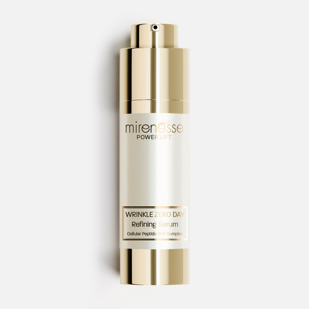 WRINKLE ZERO DAY REFINING SERUM + FREE MINI
