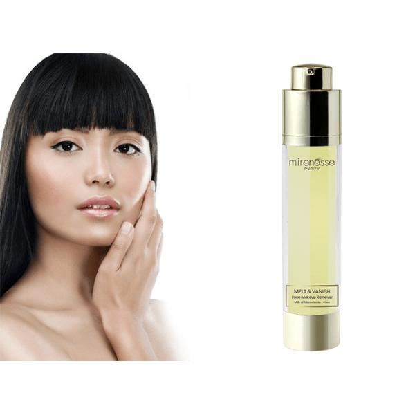 MELT & VANISH MAKEUP REMOVING CLEANSING OIL + FREE MINI