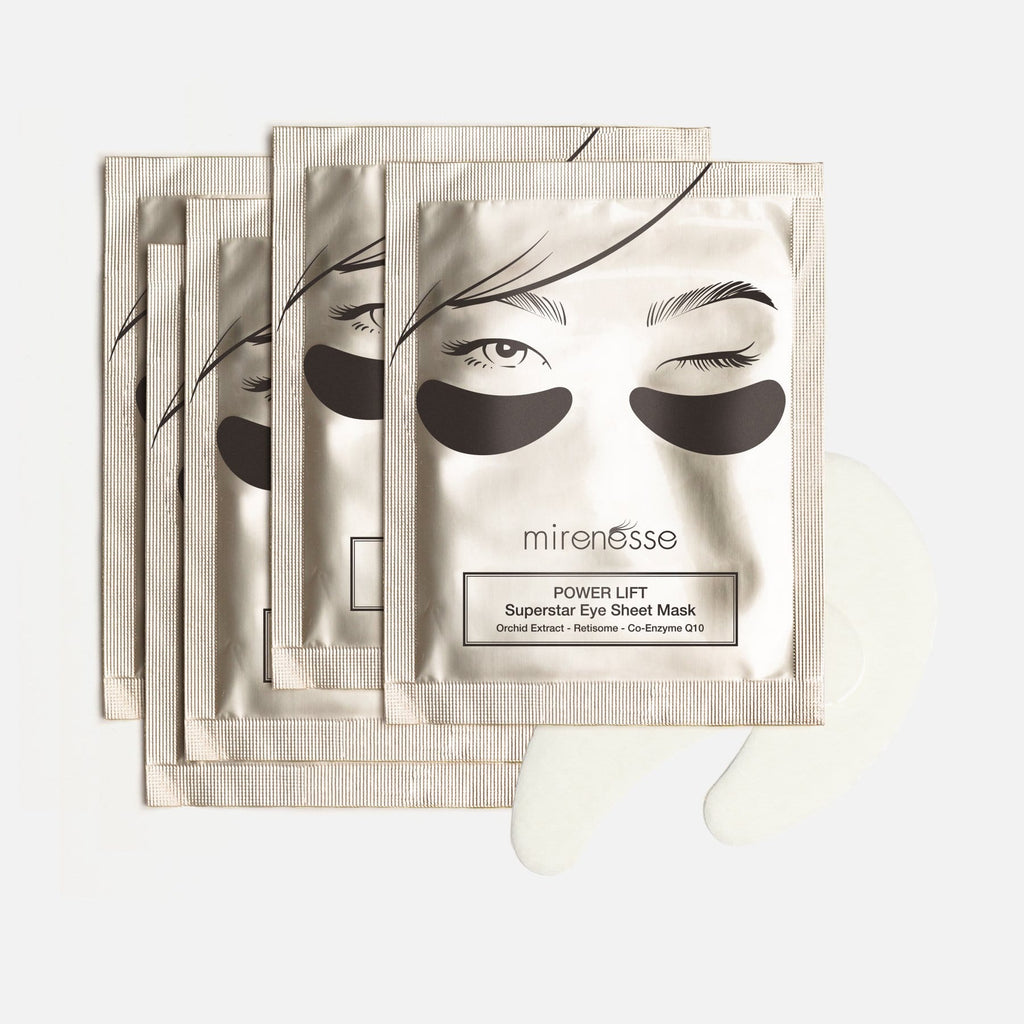 KIT Superstar Eye Sheet Mask 5pce