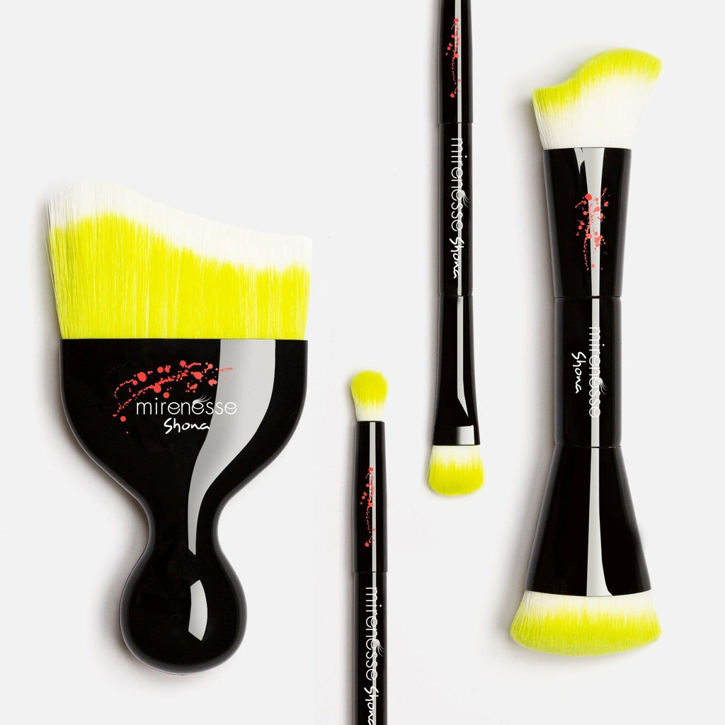 SHADOW BLENDER BUFFER DUET BRUSH - VEGAN