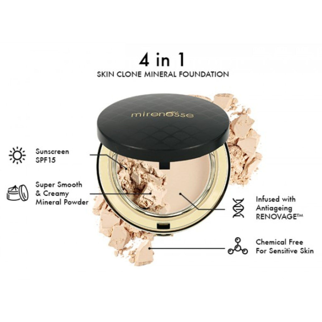 SKIN CLONE MINERAL POWDER FOUNDATION SPF15