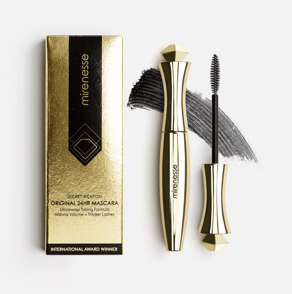 SUPER VOLUME 24HR MASCARA BLACK -WINNER 13 BEST MASCARA AWARDS