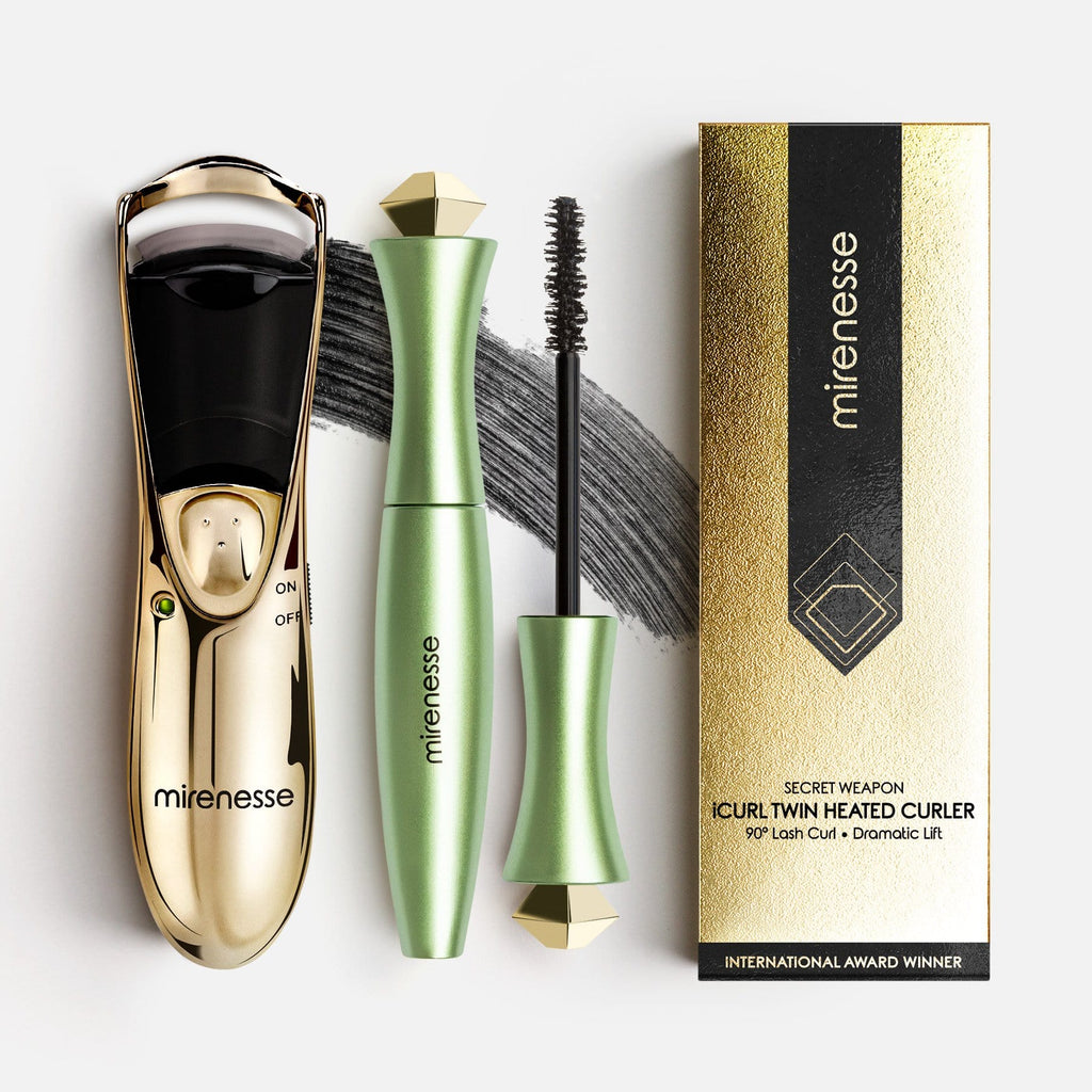 Icurl Organic Secret Weapon 24hr Mascara Duo