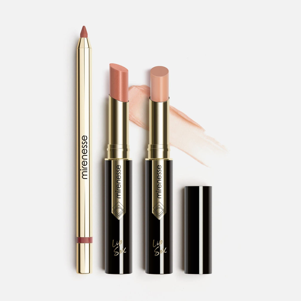 Lets Get Nude- Lip Sex Plump Fill Tint Trio