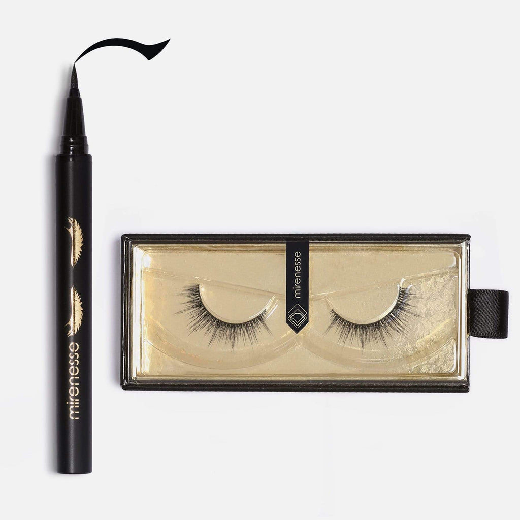 Adhesive Liner + Reusable False Lash Bond Kit  3. Natasha 5D Faux Mink