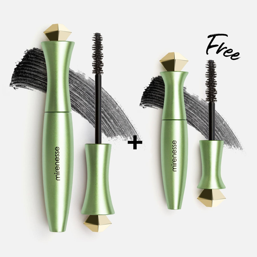 ORGANIC 24HR MASCARA BLACK - WINNER 13 BEST MASCARA AWARDS + FREE MINI