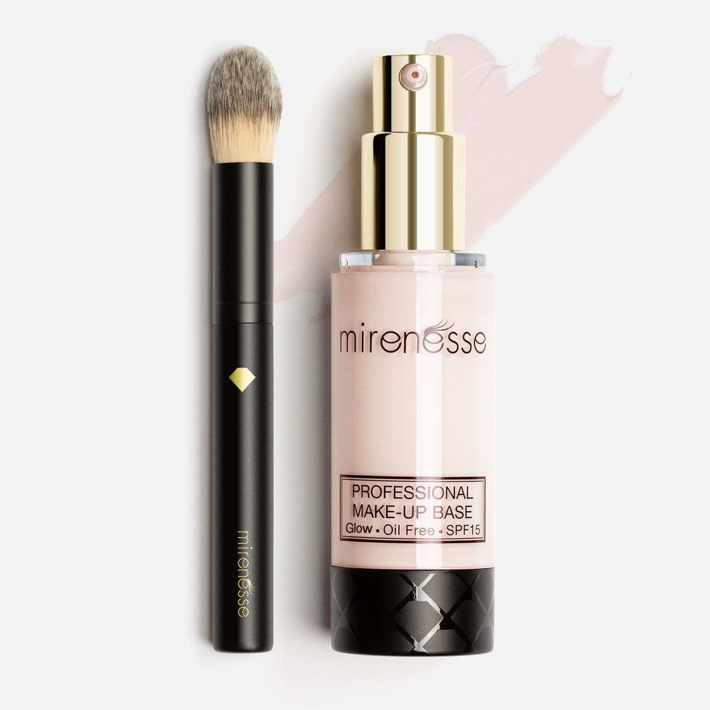 Glow Booster Primer  +  Liquid Blender Brush
