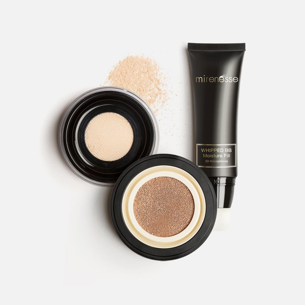 KIT RADIANT GLOW ESSENTIALS 23. MOCHA