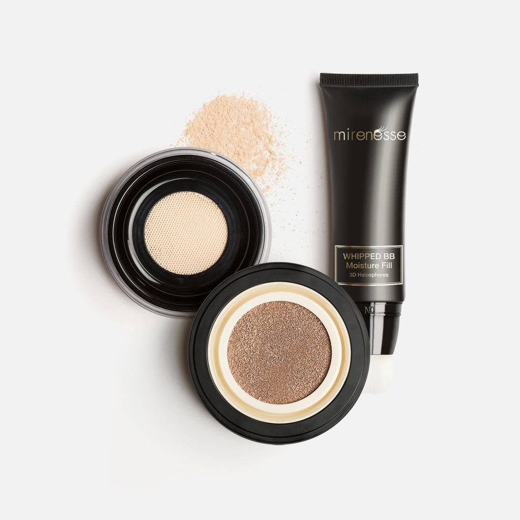 KIT RADIANT GLOW ESSENTIALS 25. BRONZE