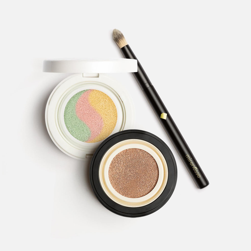 KIT THE FLAWLESS FACE TRIO 23. MOCHA