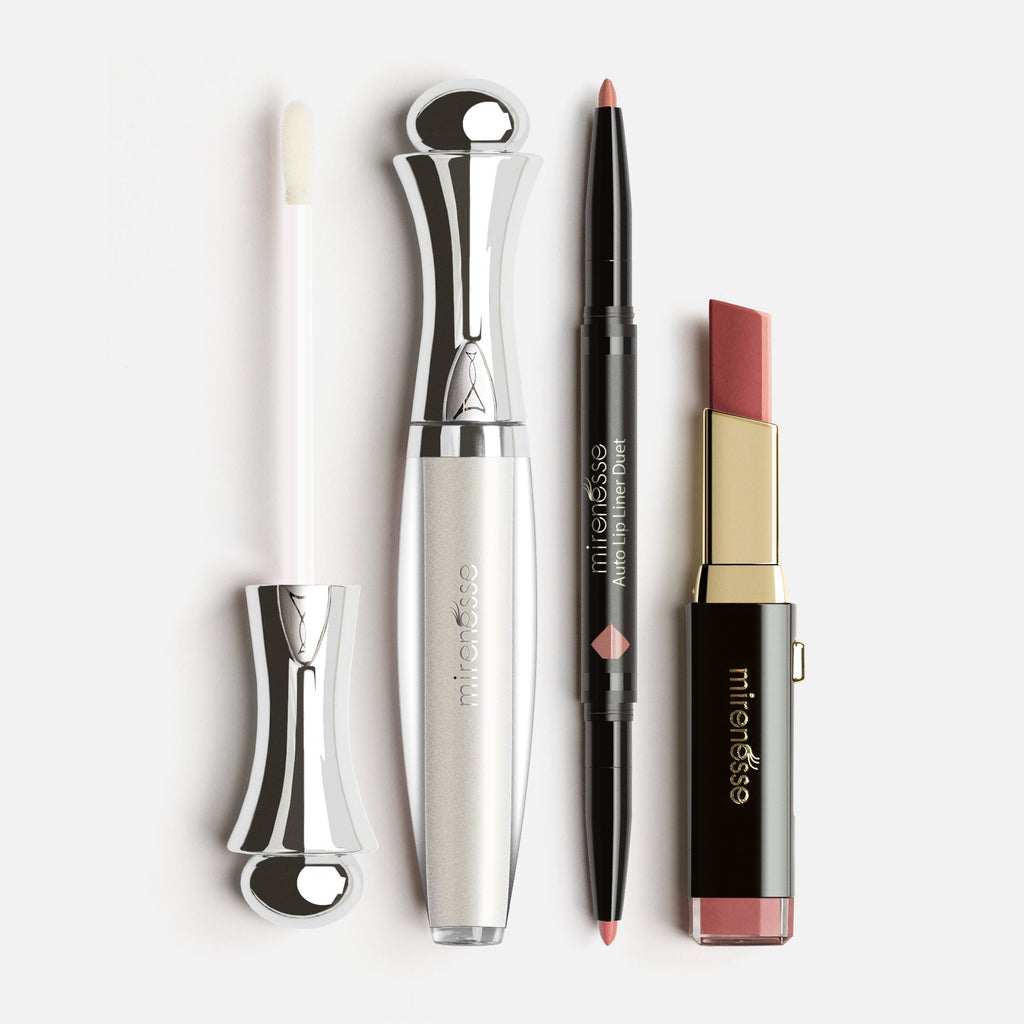 KIT INSTANT NUDE LIP TRANSFORMATION TRIO