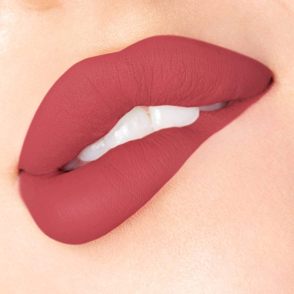 VELVET MATTE 12HR LIQUID LIP MINI 8. VON VELVET