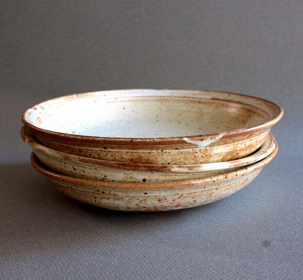 Sisters Ceramics signature stoneware high-fired blates