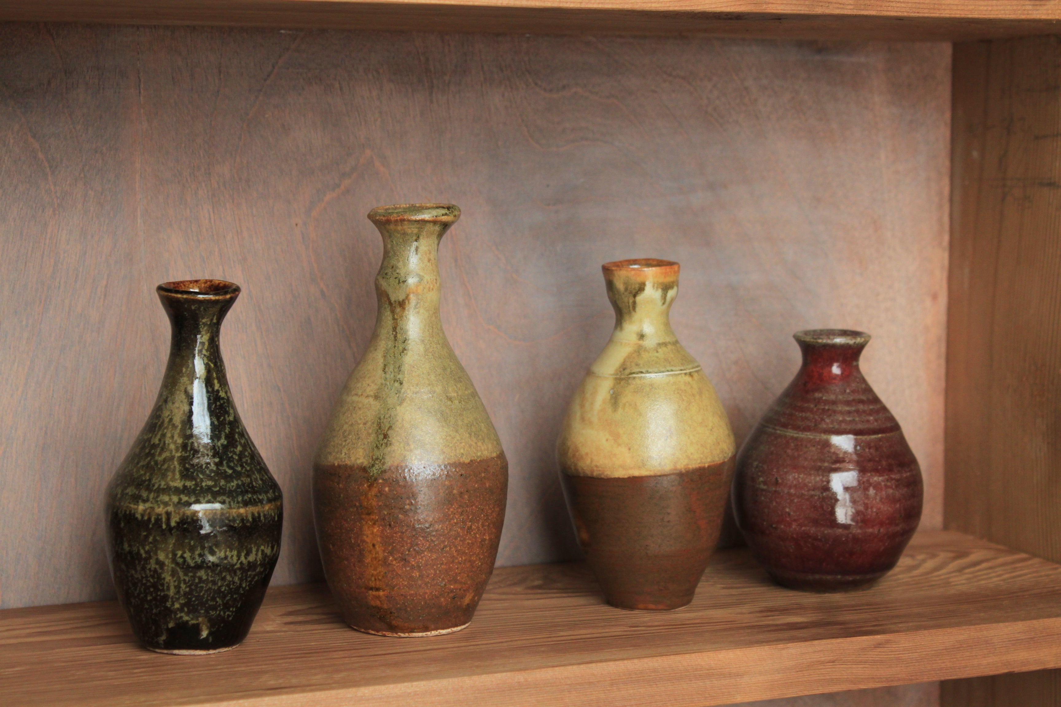 So Many Vases