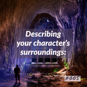 D&D tips, tricks n hooks #005 | Describing your character's surroundings