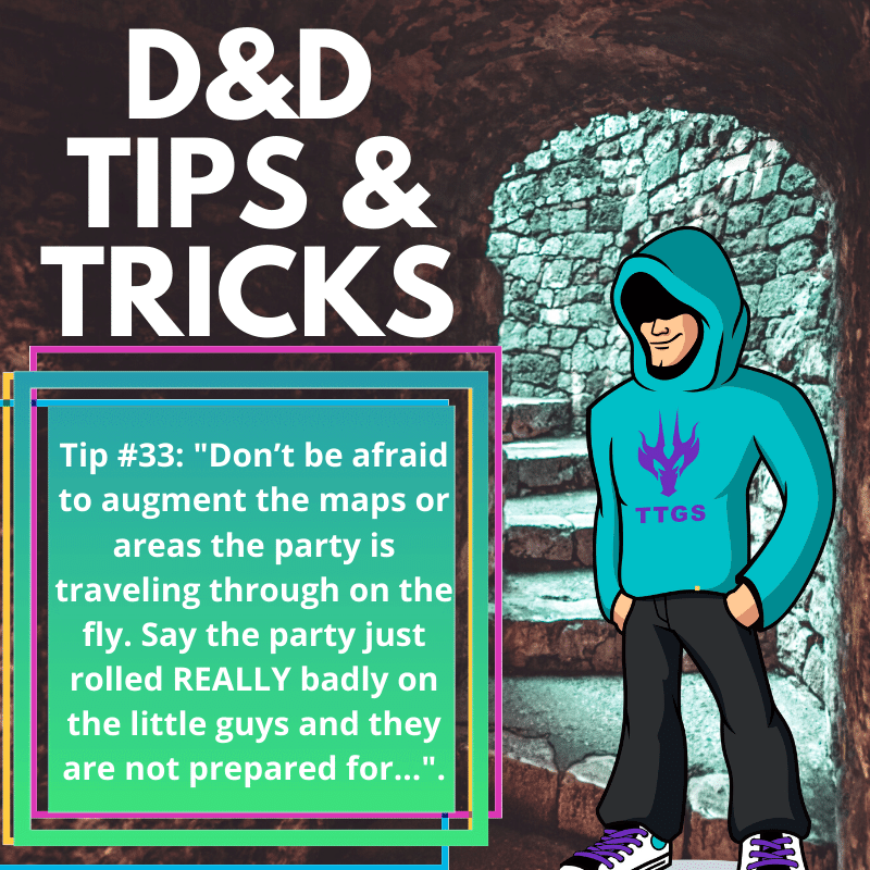 D&D Tips n Trick #33 | Rest on the fly