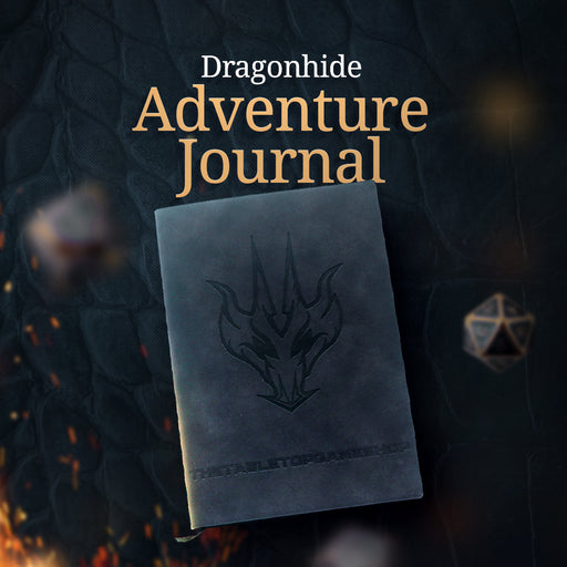 Dragonhide Adventure Journal