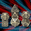 Mechadragon Futura [D&D Metal Dice]