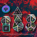 Limited Edition Prismatic Dragon [D&D Metal Dice]