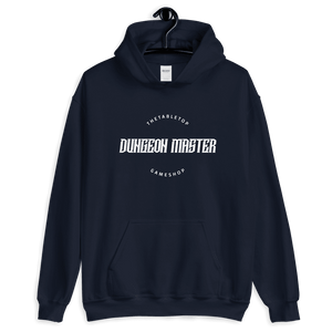 Dungeon Master Navy - Dungeons & Dragons Hoodie
