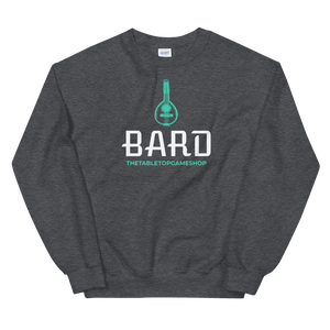 D&D Dark Gray Crewneck - Bard