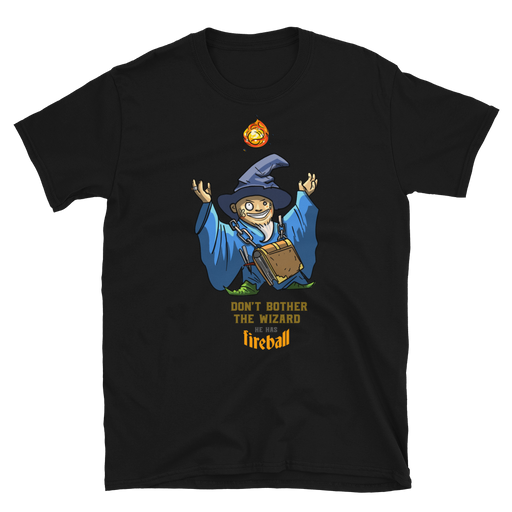 """The Wizard"" - T-Shirt"