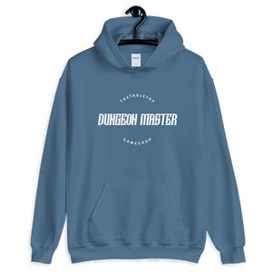 Dungeon Master Blue - Dungeons & Dragons Hoodie
