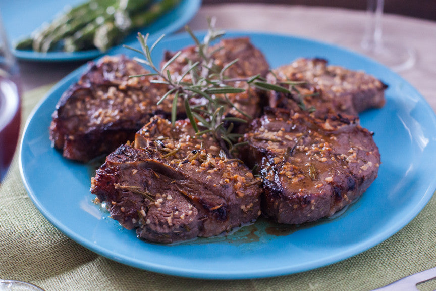 Easy Lamb Chops Recipe