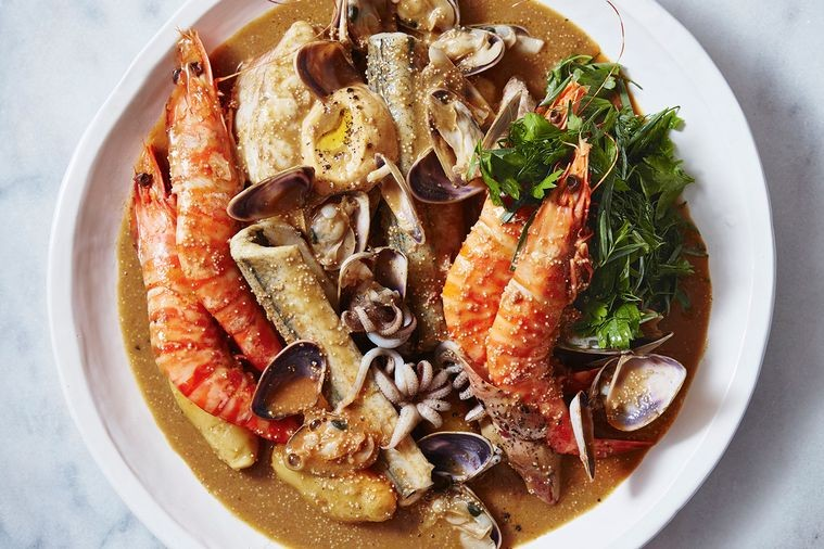Saint Peter's Fish Soup