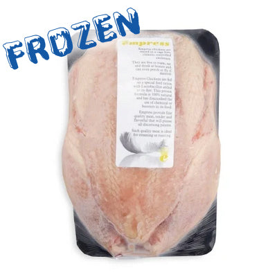 Frozen Empress Whole chicken 900-1.1kg