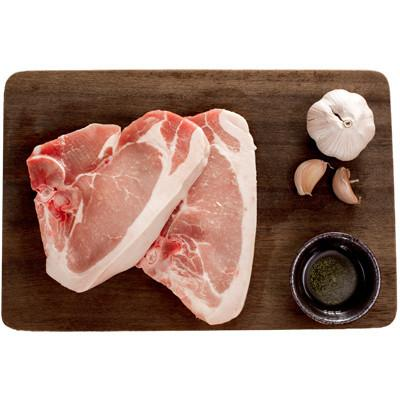 FROZEN 1 x 200gm Pork Chop (USA)