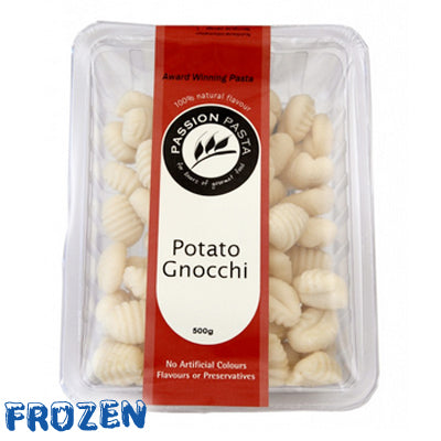 FROZEN Potato Gnocchi 500gm
