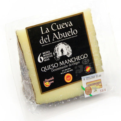 Queso Machego Reserva 6 mth Cheese - 200gm