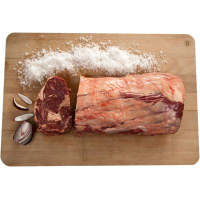 3-3.4kg - Premium Rib Eye Roll (Scotch fillet) 100% grass fed