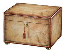Load image into Gallery viewer, Howard Miller 800-204(800204) Traveler Map Funeral Cremation Urn Chest for Ashes