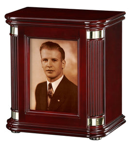 Howard Miller Honor II 800-173 (800173) Funeral Cremation Photo Urn, 270 ins.