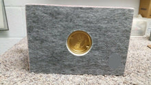 Load image into Gallery viewer, Classic Stone Tone Granitone Companion Cremation Urn, 420 Cu. Inch, TSA Approved