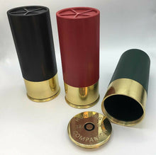 Shotgun Shell Urn Green 100 Cubic Inch Funeral Pet Cremation Urn Can Be Engraved