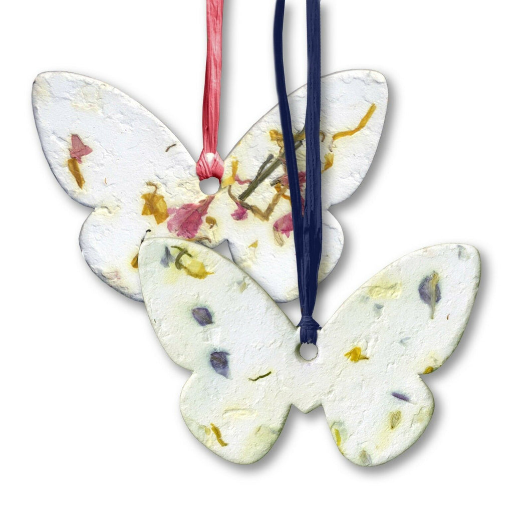 20 Blooming Flower Remembrance Ornaments for Funerals, Many Shapes Available