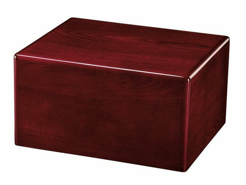 Howard Miller 800-232 (800232) Cherish Wood Funeral Cremation Urn Chest 215 C.I.