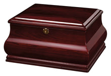 Load image into Gallery viewer, Howard Miller 800-197 (800197) Bombay Funeral Cremation Urn Chest, 275 inches
