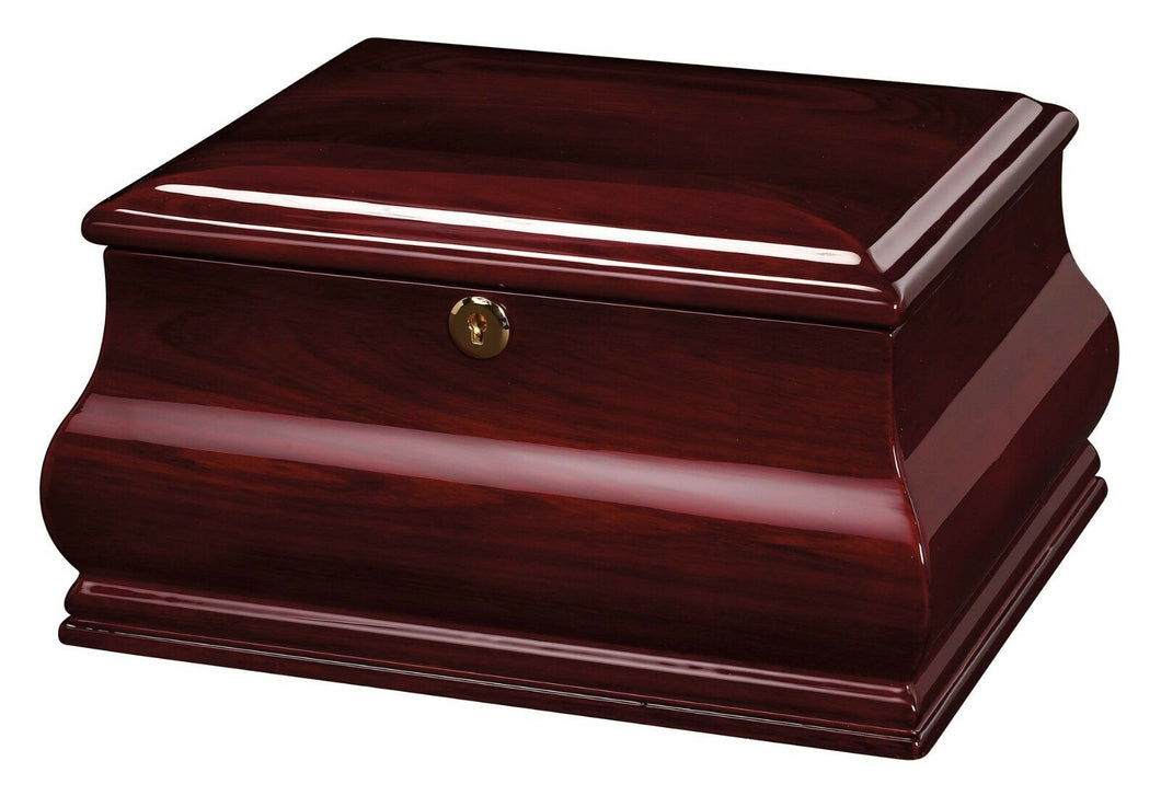 Howard Miller 800-197 (800197) Bombay Funeral Cremation Urn Chest, 275 inches