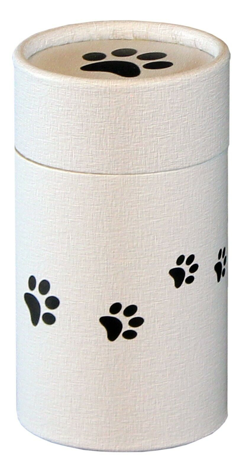 Paws Large 100 Cubic Inches Biodegradable Scattering Tube for Ashes