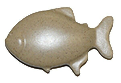 Small/Keepsake 5 Cubic Inch Biodegradable Fish Bamboo Pet Burial Pod