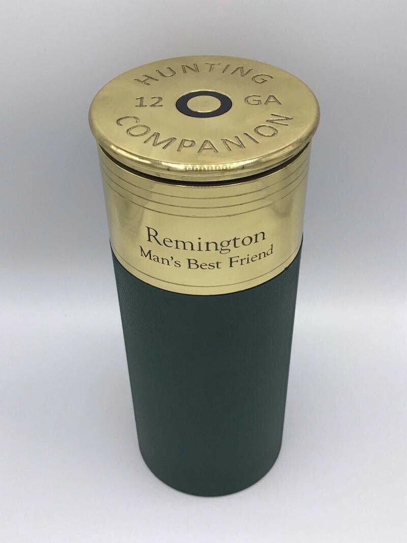 Shotgun Shell Urn Green 100 Cubic Inch Funeral Pet Cremation Urn With Engraving
