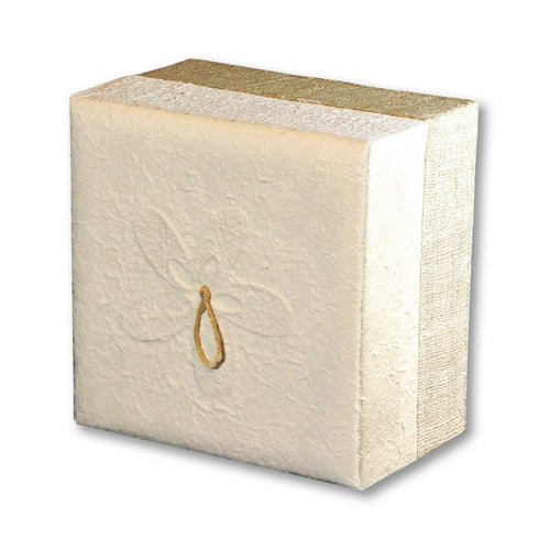 Biodegradable, Eco-Friendly Adult Funeral Box Cremation Urn, 230 Cubic Inches