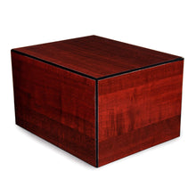 Load image into Gallery viewer, Society Cherry 213 Cubic Inches Large/Adult Wood Box Cremation Urn for Ashes